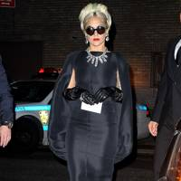 DO #2: Lady Gaga on the street in New York, October
