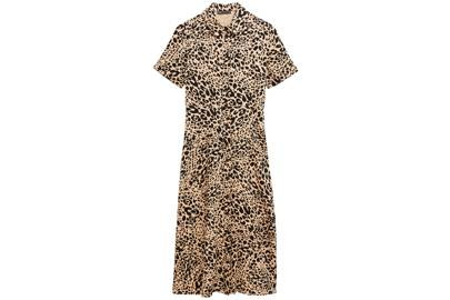 Best of M&S SS21 Collection - Leopard Midi