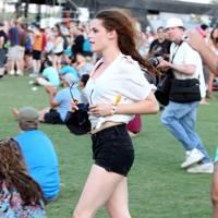 Kristen Stewart at Coachella