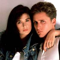 Demi Moore and Emilio Estevez
