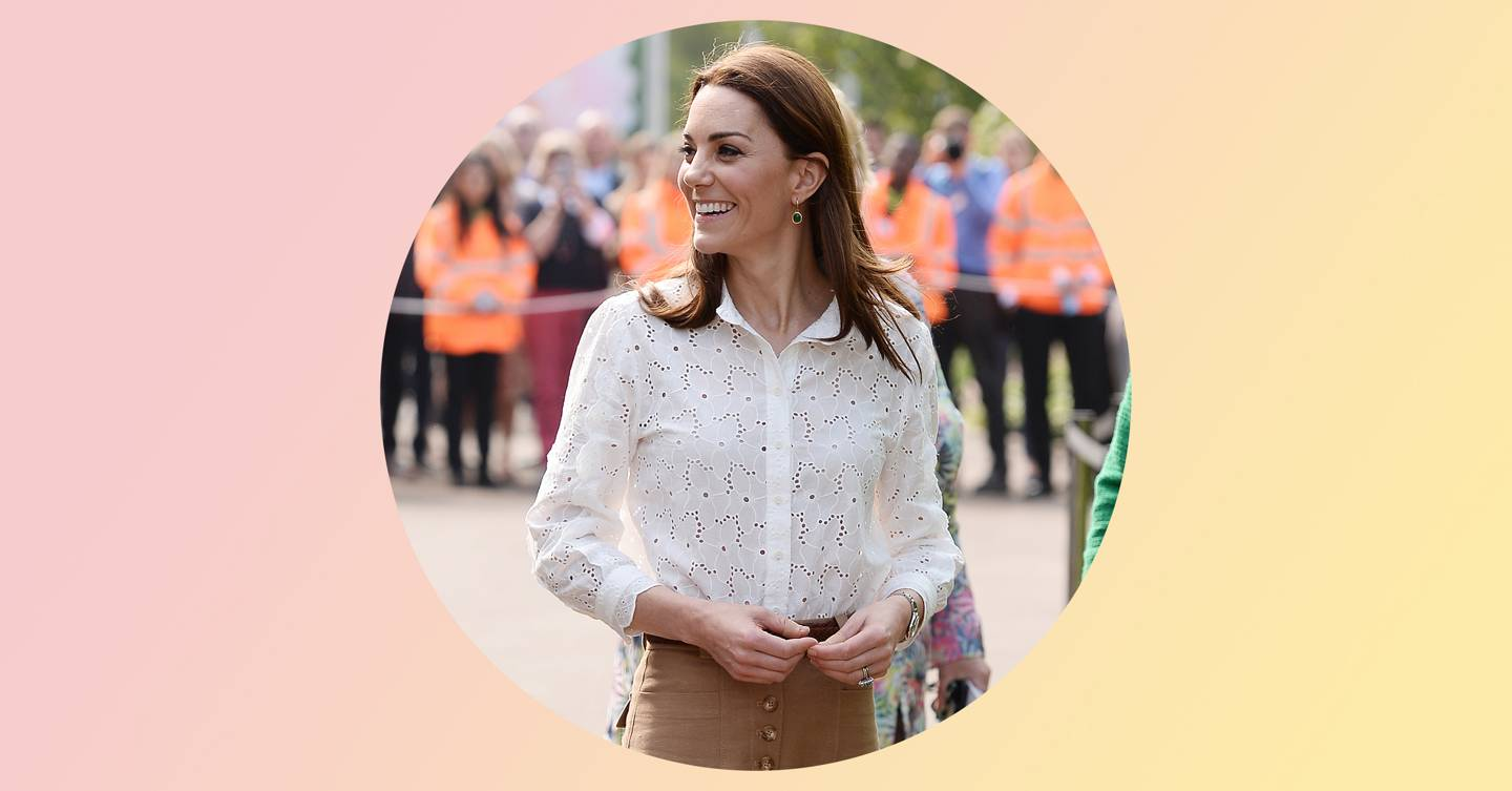 577c4a2f9dec Kate Middleton Style & Fashion: The Duchess of Cambridge's Dresses |  Glamour UK