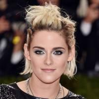 Kristen Stewart's blonde bob
