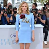 Best Dressed Woman: Diane Kruger