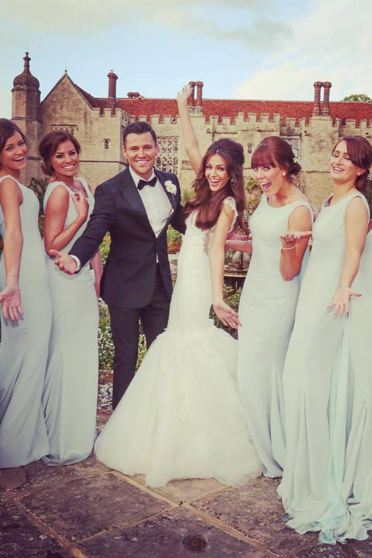 holly willoughby wedding dress ok magazine » Wedding Dresses Designs ...