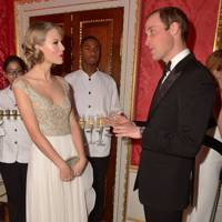 Prince William & Taylor Swift