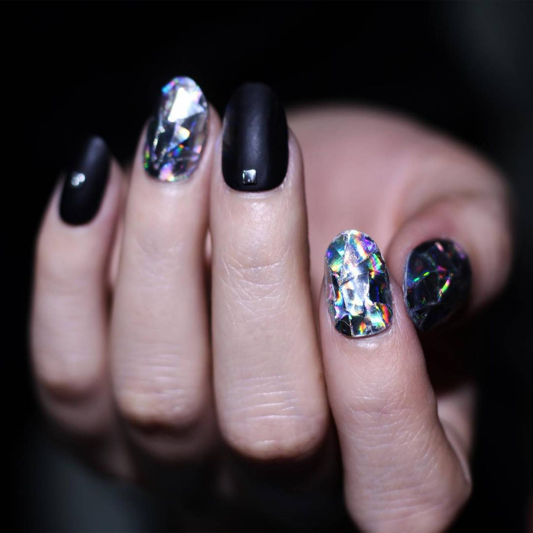 Korean nail art nail designs pictures from instagram glamour uk prinsesfo Choice Image