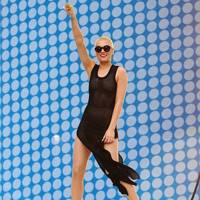 Jessie J at the Capital FM Summertime Ball
