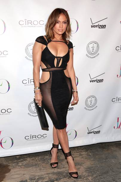 Jennifer Lopez S 46th Birthday Outfit Was Amazing