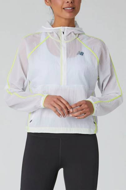 Best running jacket for breathability