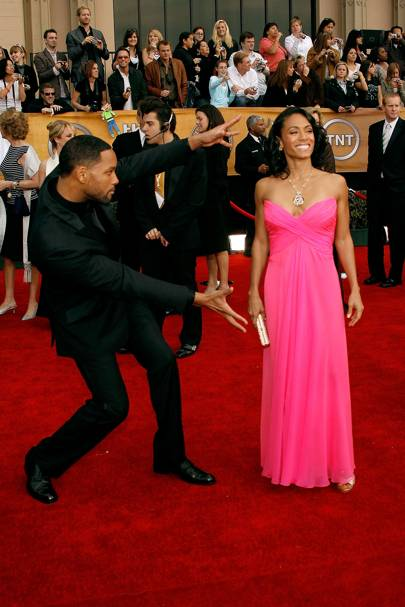Will Smith & Jada Pinkett