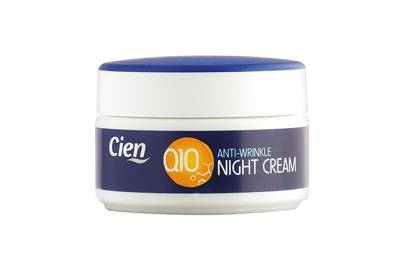 Lidl's CIEN Q10 Anti-Wrinkle Night Cream, £1.69