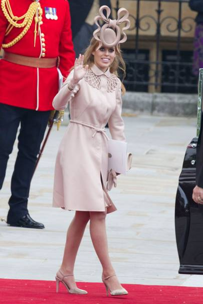 Princess Beatrice, 2011