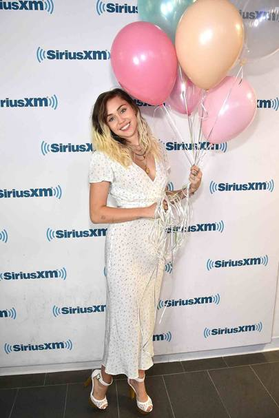 """Miley Cyrus - """"When my parents didn't understand, I just felt that one day they are going to understand"""