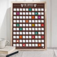 Coffee gifts: the poster