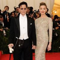 May: Johnny Depp and Amber Heard