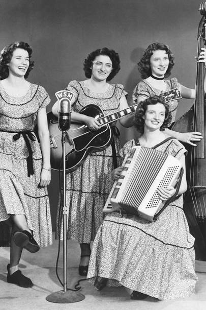 1940s – The Carter Sisters