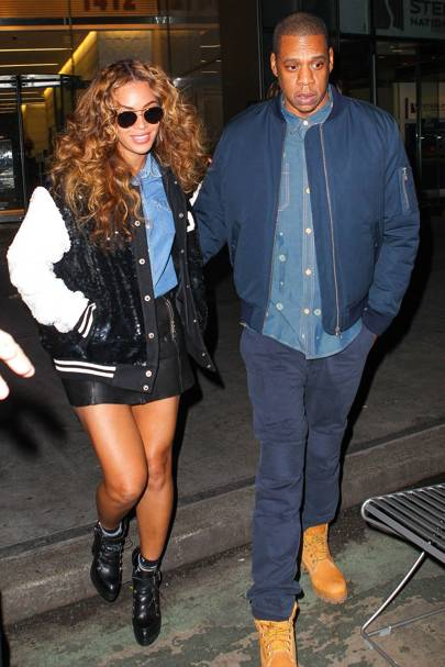 Best Dressed Couple: Beyoncé & Jay-Z
