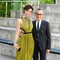 Emmy Rossum & Gilles Mendel