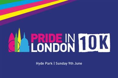 Pride 10K, 9th June