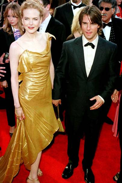 No 6: Tom Cruise and Nicole Kidman
