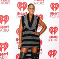 Kelly Rowland at the iHeartRadio Music Festival