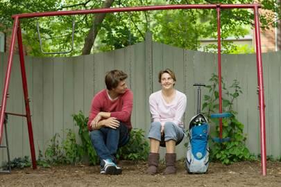 Shailene Woodley & Ansel Elgort