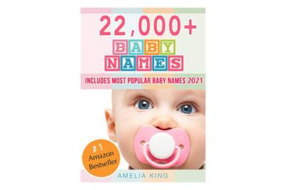 Baby Names by Amelia King