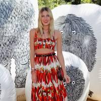Dree Hemingway at Coachella 2012