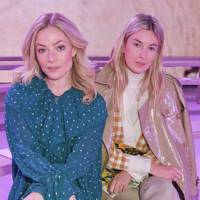 Clara Paget and Camille Charriere