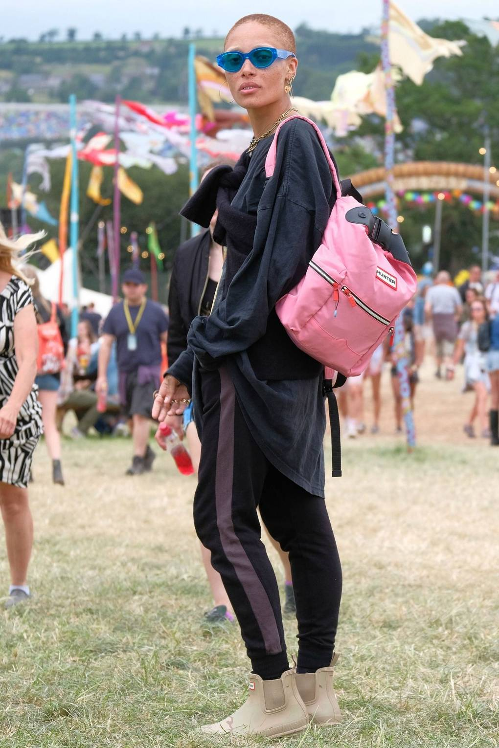 ad307eebf11 The Best Looks From Glastonbury Over The Years