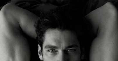 David Gandy naked full frontal Dolce Gabbana book ...