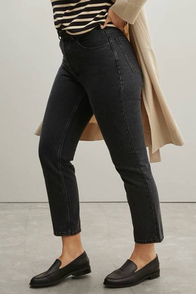 Best Black Jeans - Rigid Denim