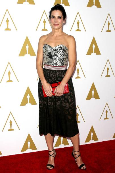 Sandra Bullock named World's Most Beautiful Woman