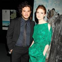 Kit Harington & Rose Leslie