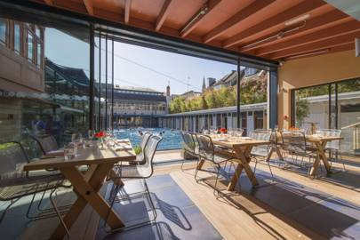 The Lido Restaurant, Bristol