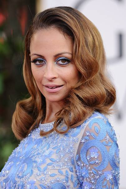 Retro Beauties: Nicole Richie