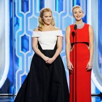 Amy Schumer & Jennifer Lawrence