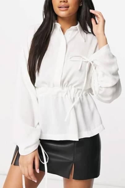 Best Women's White Shirts - Topshop