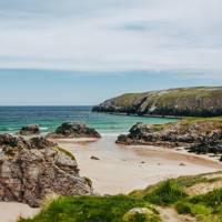 Talisker Beach, Isle of Skye, Inverness
