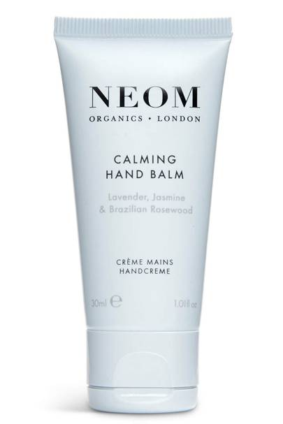 Best NEOM products: the hand balm