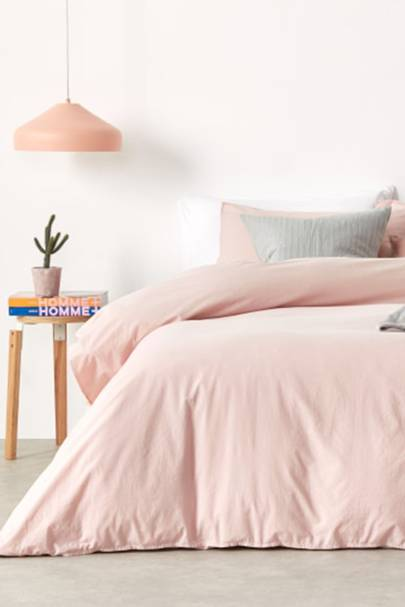 Best duvet cover for layering with throws