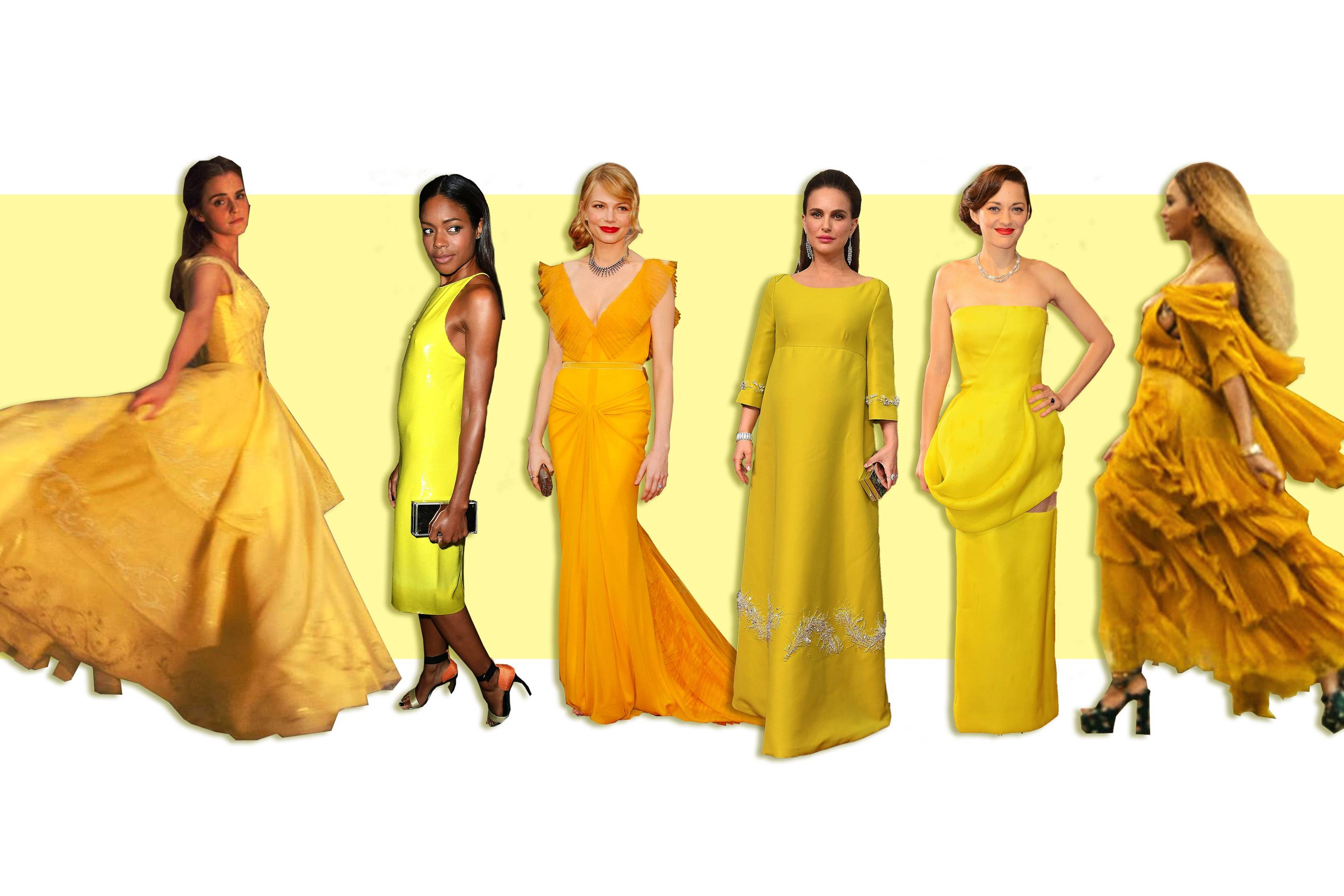 Yellow Dresses We Love | Glamour UK
