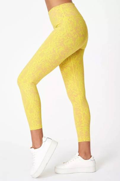 Best gym clothes: the high-waisted yoga pants