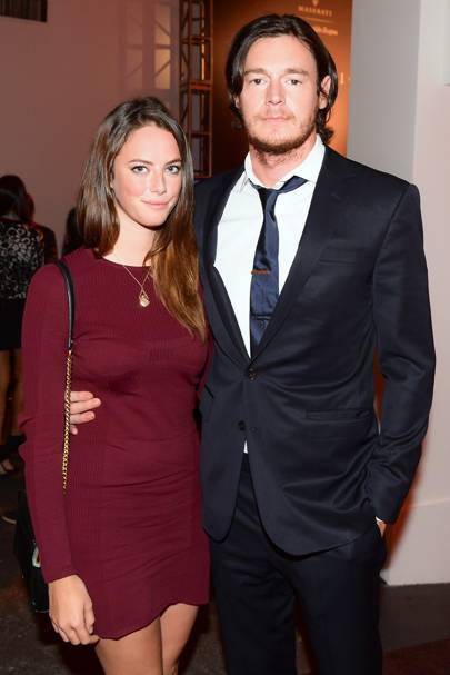 Kaya Scodelario Engagement Ring Wedding To Benjamin