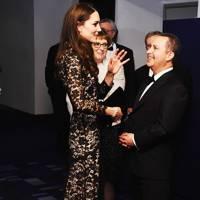 5ft 9in: Kate Middleton
