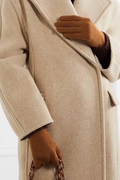 Best cashmere winter gloves for women