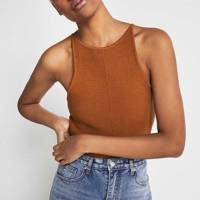 Best Of Warehouse: The Ribbed Tank Top