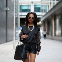 Mpho Lebajoa, Fashion Blogger