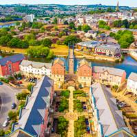 Best city breaks UK: Exeter