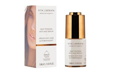 Best anti-ageing facial tanner